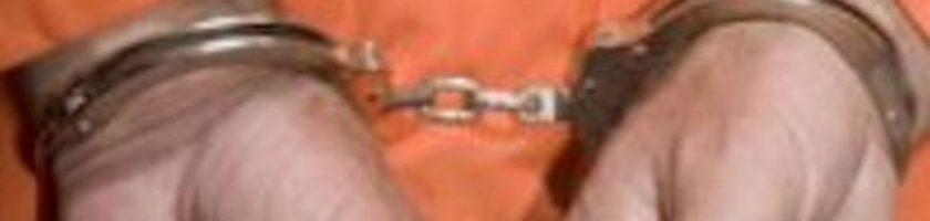 Felon in Handcuffs