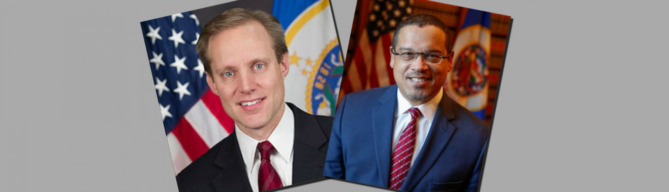 Secretary Simon and Attorney General Ellison - The Assault on Election Integrity