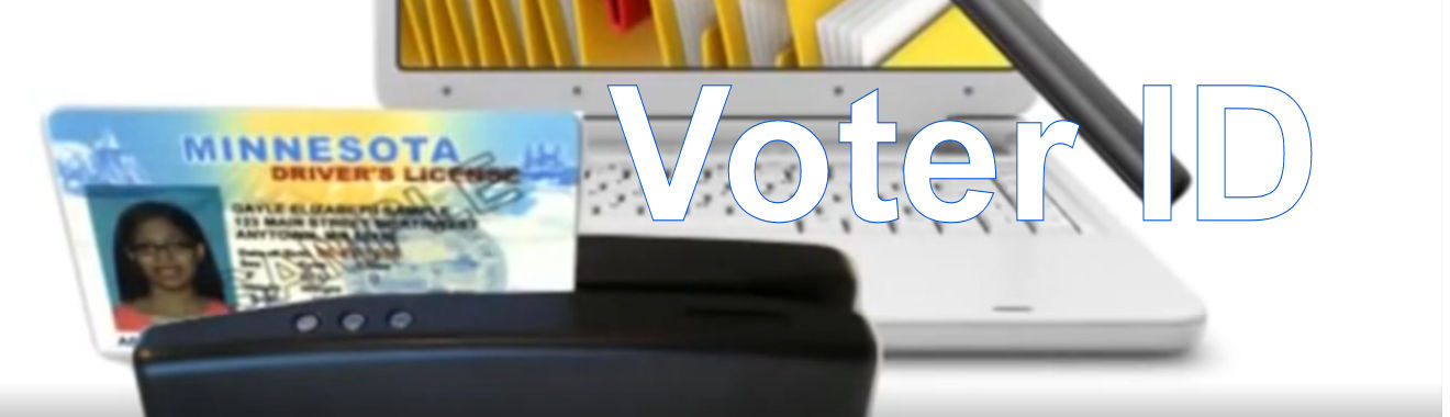 Voter ID Bill introduced in MN Senate